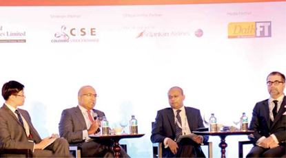 """Equities market recommends """"Time to Buy"""" at Sri Lanka Summit in Singapore"""