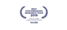Best Stockbroking Research Team (Silver)