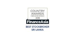 Best Stockbroker - Sri Lanka