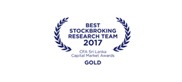 Best Equity Research Report (Gold)